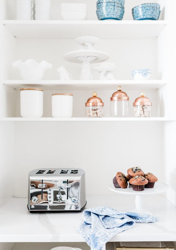 5 Quick Tips for a More Organized Kitchen