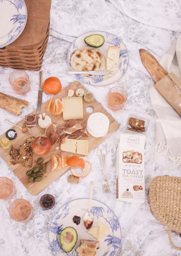 Spring Picnic in Florence, Italy
