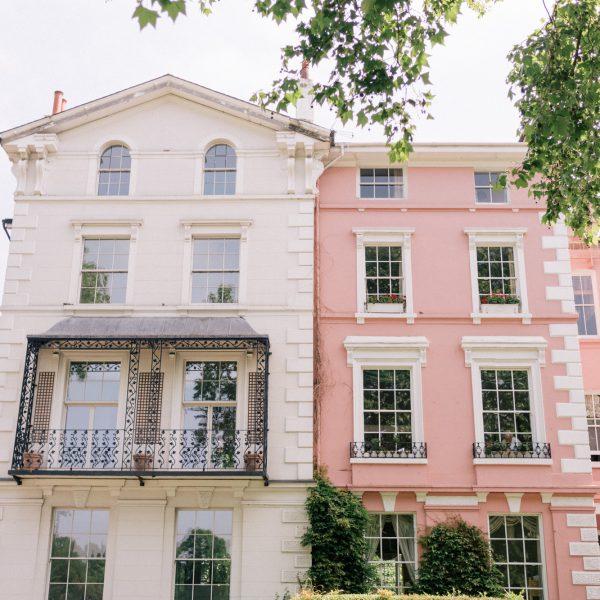 Exploring Primrose Hill, London