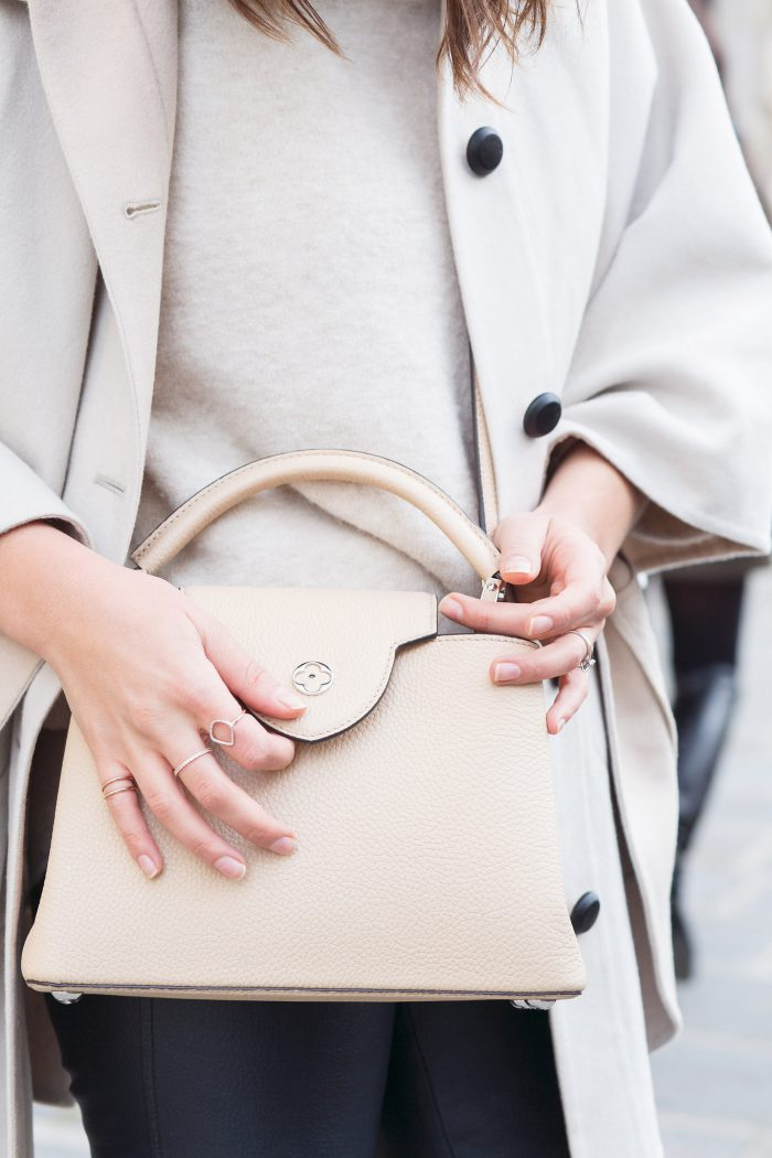 Current Obsession: Neutral Greys and Nudes